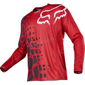 Fox Red 360 Grav Jersey - 17243-003-XL