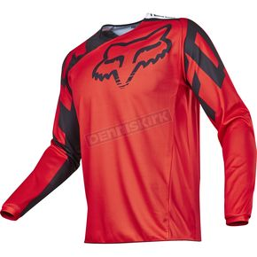 Fox Red 180 Race Jersey - 17253-003-L