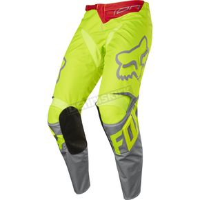 Fox Yellow 180 Race Pants - 17254-005-34