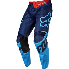 Fox Navy 180 Race Pants - 17254-007-30