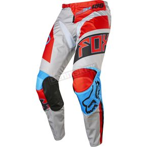 Fox Gray/Red 180 Falcon Pants - 17256-037-28