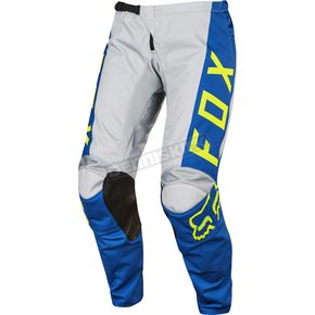 Fox Women's Gray/Blue 180 Pants - 17274-036-8