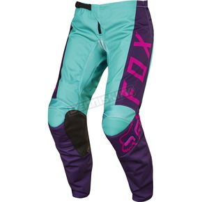 Fox Women's Purple/Pink 180 Pants - 17274-533-14