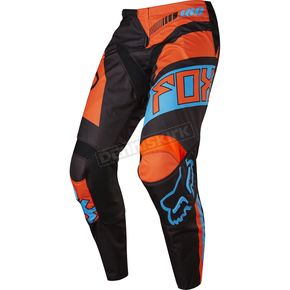 Fox Youth Black/Orange 180 Falcon Pants - 17863-016-26