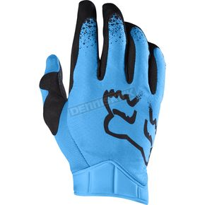 Fox Blue Airline Moth Gloves - 17287-002-L
