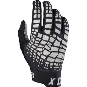 Fox Black 360 Grav Gloves - 17289-001-S