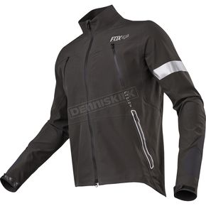 Fox Charcoal Legion Downpour Jacket - 17752-028-2X