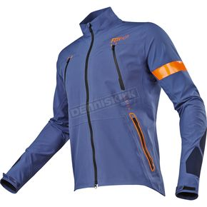 Fox Blue Legion Downpour Jacket - 17752-002-S