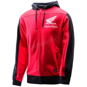 Troy Lee Designs Honda Wing Zip Hoody - 730416423