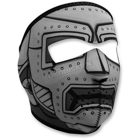 Zan Headgear Alloy Agent Full Face Mask - WNFM107