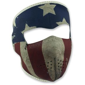 Zan Headgear Patriot Full Face Mask - WNFM408