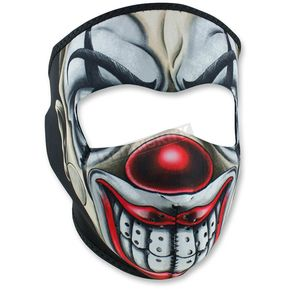 Zan Headgear Chicano Clown Full Face Mask - WNFM411