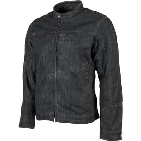 Speed and Strength Black Overhaul Denim Jacket - 884272