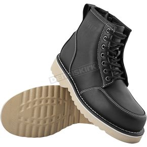 Speed and Strength Black Overhaul Boots - 884339