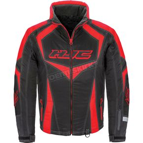 HJC Black/Red Survivor Jacket - 1613-013