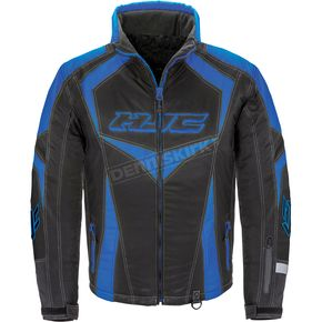HJC Black/Blue Survivor Jacket - 1613-023