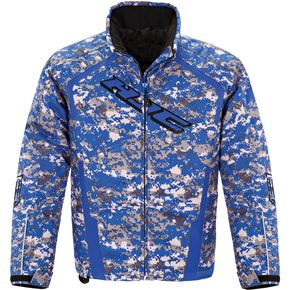 HJC Youth Blue Camo Storm Jacket - 1621-122