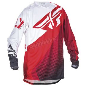 Fly Racing Red/Black Evolution 2.0 Jersey - 370-222L