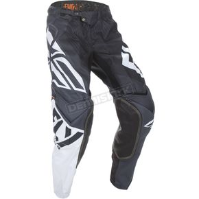 Fly Racing Black/White/Orange Evolution 2.0 Pants - 370-23030