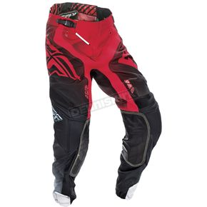 Fly Racing Red/Black/White Lite Hydrogen Pants - 370-73236