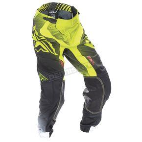 Fly Racing Lime/Black/White Lite Hydrogen Pants - 370-73528
