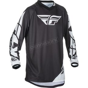 Fly Racing Black Universal Jersey - 370-9903X