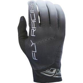 Fly Racing Black Pro Lite Gloves - 370-81010