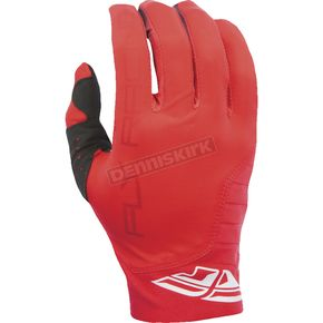 Fly Racing Red Pro Lite Gloves - 370-81211
