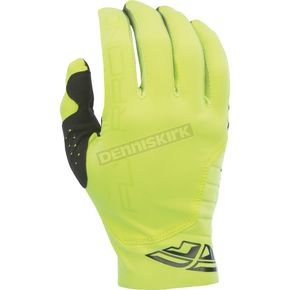 Fly Racing Hi-Vis Pro Lite Gloves - 370-81912