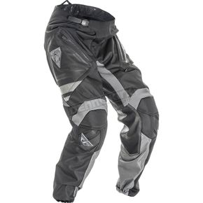 Fly Racing Black Patrol XC Pants - 369-69036