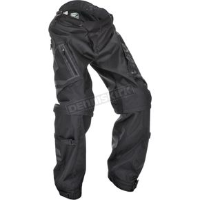 Fly Racing Black Patrol Over Boot Pants - 370-65046