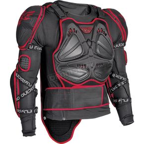 Fly Racing Long Sleeve Barricade Body Armor Suit - 360-9801M