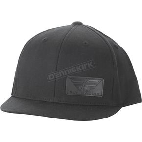 Fly Racing Black Drifter Hat - 351-0600