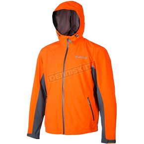 Klim Orange/Gray Stow Away Jacket - 3148-003-160-400