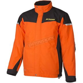 Klim Orange/Black Klimate Parka - 3177-003-150-400