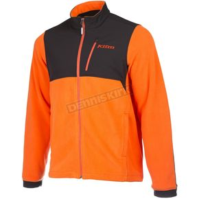 Klim Orange/Black Everest Jacket - 3250-003-140-400