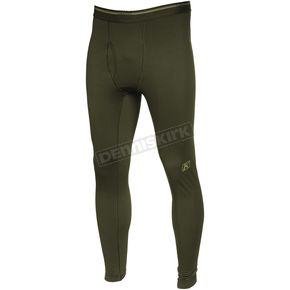 Klim Black Aggressor 3.0 Base Layer Pants - 3286-001-140-000