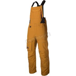 Klim Brown Tundra Bibs - 3381-000-160-900