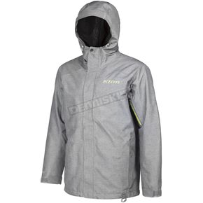 Klim Dark Gray Instinct Parka - 4040-002-140-660