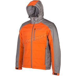Klim Orange/Gray Torque Jacket - 4080-002-140-400