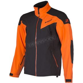 Klim Orange/Black Stealth Jacket - 6050-001-160-400