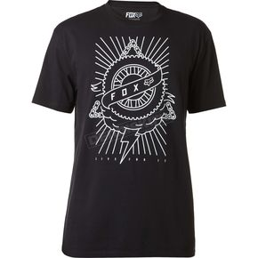 Fox Black Dormant T-Shirt - 18812-001-M