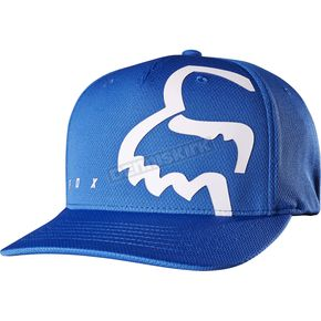 Fox Blue Eyecon Flex-Fit Hat - 18732-002-S/M
