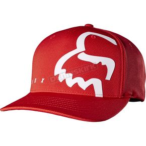 Fox Flame Red Eyecon Flex-Fit Hat - 18732-122-S/M