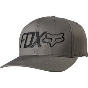 Fox Graphite Draper Flex-Fit Hat - 18734-103-S/M