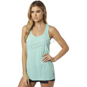 Fox Women's H2O Miss Clean Racer Tank - 15880-438-XL