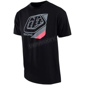 Troy Lee Designs Black Precision T-Shirt - 701352292