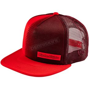 Troy Lee Designs Maroon 50/50 Snapback Hat - 737356440