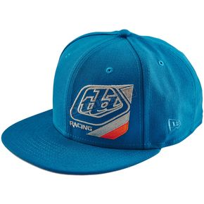 Troy Lee Designs Blue Precision Snapback Hat - 712352390