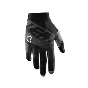 Leatt Black/Gray GPX 2.5 X-Flow Gloves - 6017310644
